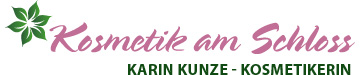 Kosmetik am Schloss – Karin Kunze Kosmetikerin in Rimpar Logo
